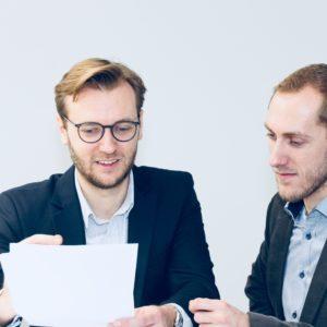 Peter Boekels und Michael Boekels